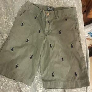 Pole shorts size 12